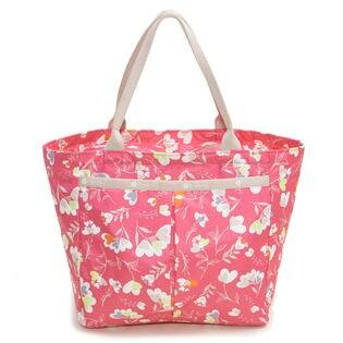 ピンク[LeSportsac]トートバッグ SMALL EVERYGIRL TOTE