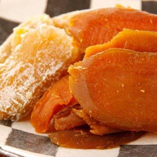 【150g×2パック】鹿児島県産 安納芋・べにはるか飴芋の半なま干し芋