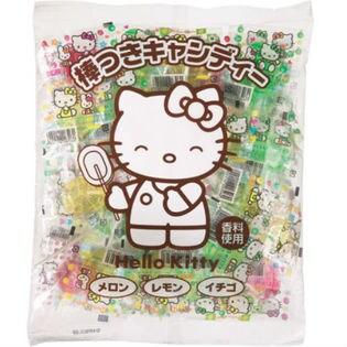 【約310g(約45本入)】ハローキティ 棒つきキャンディー