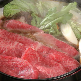 【500g(250gX2)】三重県産 松阪牛 すき焼き用(うす切り)