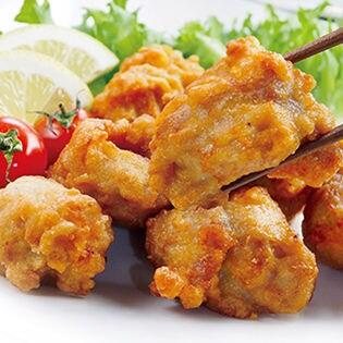 【1kg×2パック 】若鶏 ももの唐揚げ (ハラル認証済み)