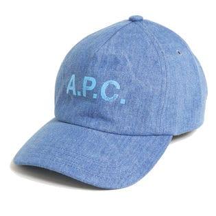 [A.P.C.]キャップ  EDEN CASQUETTE(ブルー)