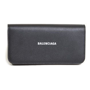 {BALENCIAGA]長財布  CASH CONTINENTAL WALLET