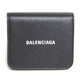 {BALENCIAGA]折り財布  CASH MINI WALLET