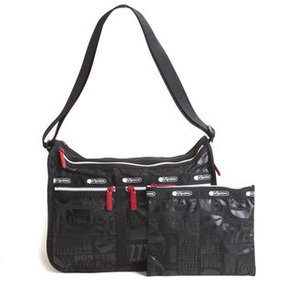[LeSportsac×CocaCola]ショルダーバッグ DELUXE EVERYDAY BAG