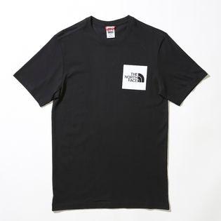 Lサイズ[THE NORTH FACE]メンズTシャツ M S/S FINE TEE
