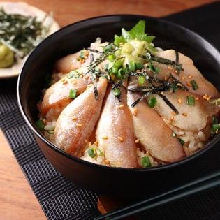 【計12食】山口県産のどぐろ使用! のどぐろ漬け丼の具