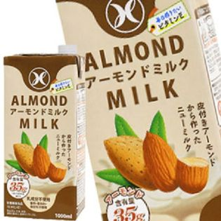 【1000ml紙パック×6本】九州乳業 みどり アーモンドミルク