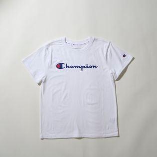 【Mサイズ】 [Champion]レディース CLASSIC TEE ホワイト