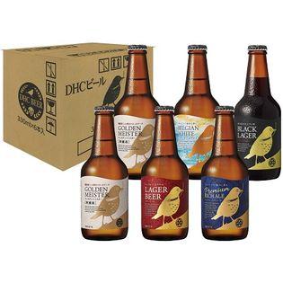 DHCビール飲み比べ 6本セット [B-G2LPBW1]
