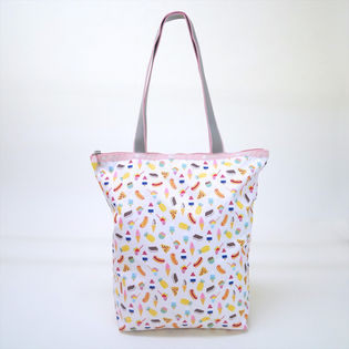 [LeSportsac]トートバッグ DAILY TOTE ライトピンク系