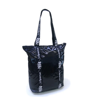 [LeSportsac]トートバッグ ABSTRACT DAILY TOTE ブラック