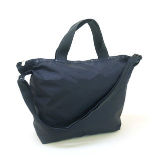 [LeSportsac]トートバッグ DELUXE EASY CARRY TOTE ブラック