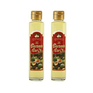 【150ml×2】有機栽培マカダミアナッツオイル