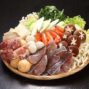 【4人前】尾鷲マハタ鍋セット