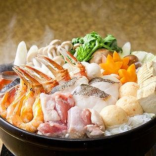 【4人前】タラバガニ鍋セット