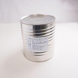 【14玉(1750g)】ラ・フランス ホール缶 シロップ漬け 山形県産
