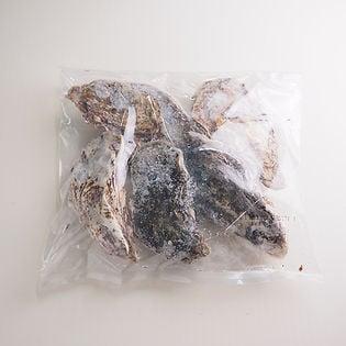 【5個×4パック】邑久(おく)の牡蠣 (殻付生冷) 岡山県虫明湾産