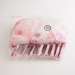 【約1.2kg 】仔羊骨付きロース(ラムラックフレンチ) ニュージーランド産