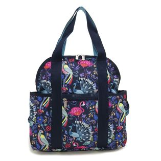 [LeSportsac]リュック ネイビー系 DOUBLE TROUBLE BACKPACK