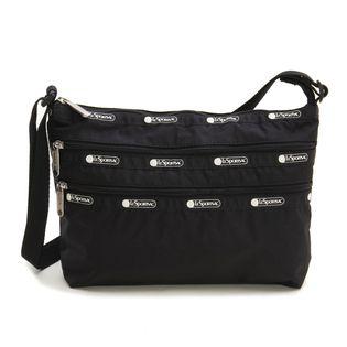 [LeSportsac]ショルダーバッグ ブラック QUINN BAG