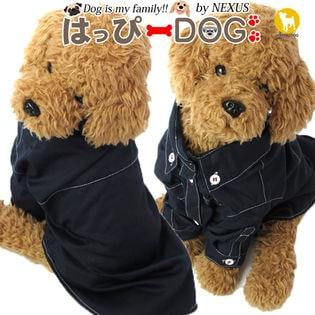 【ネイビー/XXL】犬 服 犬服 犬の服 cheepet チーペット シャツ ブラウス ドッグウェア