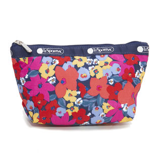 [LeSportsac]ポーチ SMALL SLOAN COSMETIC(ピンク)