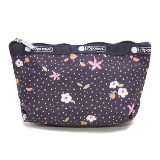 [LeSportsac]ポーチ SMALL SLOAN COSMETIC(ブラック)