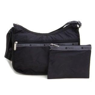 [LeSportsac]ショルダーバッグ CLASSIC HOBO ブラック