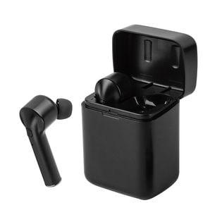 【ブラック】 ワイヤレスイヤホン FLOW 自動ペアリング bluetooth 5.0
