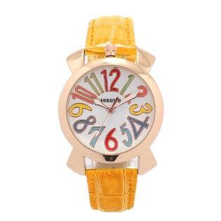 上部リューズ式 36mmミッドサイズ ユニセックス SRF9-PGYL メンズ腕時計