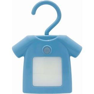 【ブルー】人感付きクローゼットライト T-shirt(ティーシャツ)2個セット