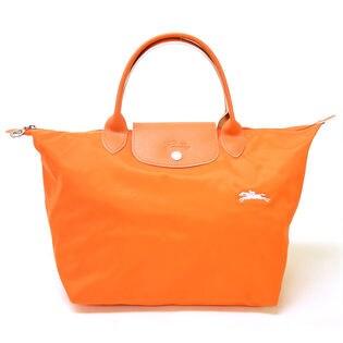 [Longchamp]ハンドバッグM LE PLIAGE CLUB HANDBAG M(オレンジ)