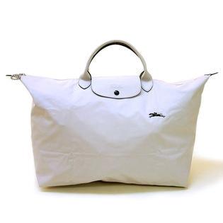 [Longchamp]ボストンL LE PLIAGE CLUB TRAVEL BAG L(グレージュ