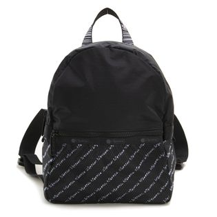 [LeSportsac]リュック SMALL CARRIER BACKPACK ブラック系
