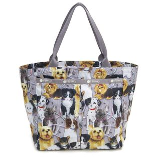 [LeSportsac]トートバッグ SMALL EVERYGIRL TOTE グレー系