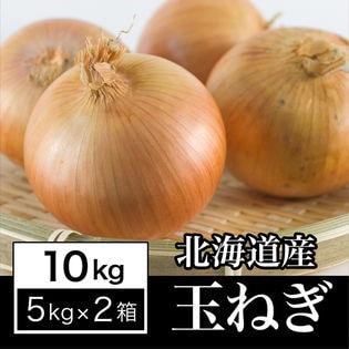 【約10kg】北海道産 良質 玉ねぎ 夏の太陽をたっぷり浴びて育てた自慢のたまねぎ