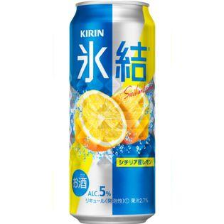 【24本】氷結 シチリア産レモン 500ml