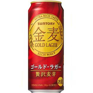 【24本】サントリー 金麦 ゴールドラガー 500ml