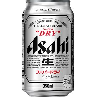 【24本】アサヒ スーパードライ 350ml
