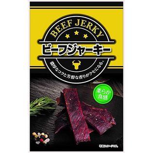 【12g×10袋】サラミ家 ビーフジャーキー