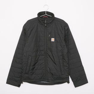 Mサイズ [CARHARTT] ナイロンジャケット GILLIAM JACKET ブラック