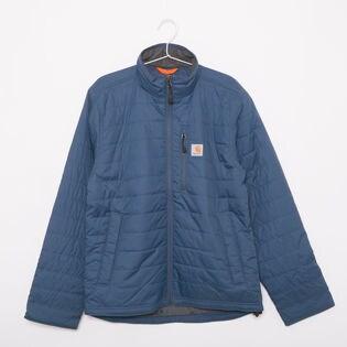 【Mサイズ/ブルー】[CARHARTT] ナイロンジャケット GILLIAM JACKET