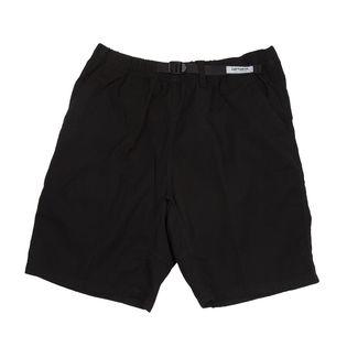 【Sサイズ/ブラック】 [CARHARTT] ハーフパンツ CLOVER SHORTS
