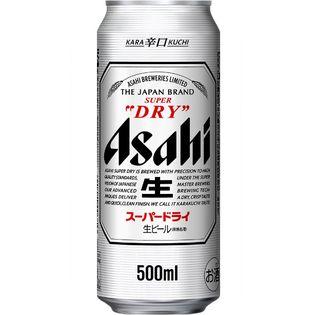 【48本】アサヒ スーパードライ 500ml