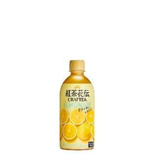 【24本】紅茶花伝 クラフティー レモネード 440mlPET