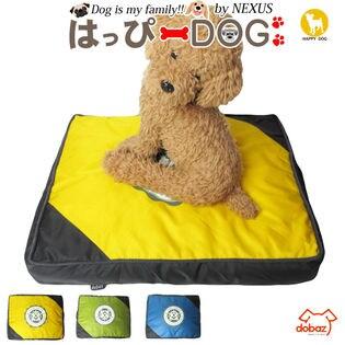 【イエロー/ワンサイズ】犬 クッション ソファ ベッド マット 猫 ペット用