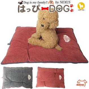 【ワイン/ワンサイズ】犬 クッション ソファ ベッド マット 猫 ペット用