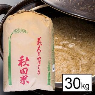 【30kg】 令和2年産 秋田県羽後産 JAうご あきたこまち 1等 玄米 30kgx1袋