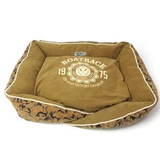 【ブラウン】犬 クッション ソファ ベッド マット 猫 ペット用